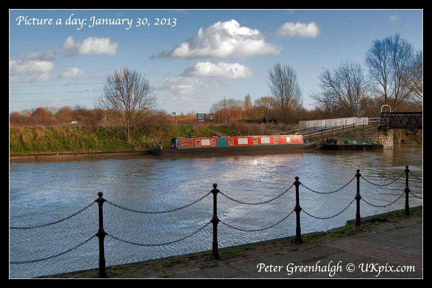 pic a day 2013 - 030 - Peter Greenhalgh