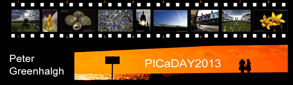 Picture a day – 2013