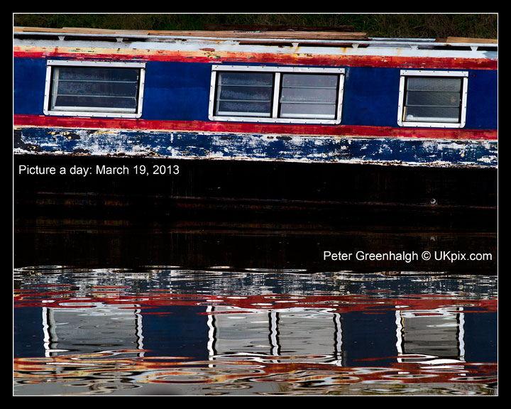pic a day 2013 - 078 - Peter Greenhalgh