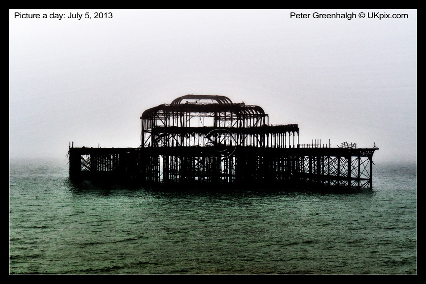 pic a day 2013 - 186 - Peter Greenhalgh